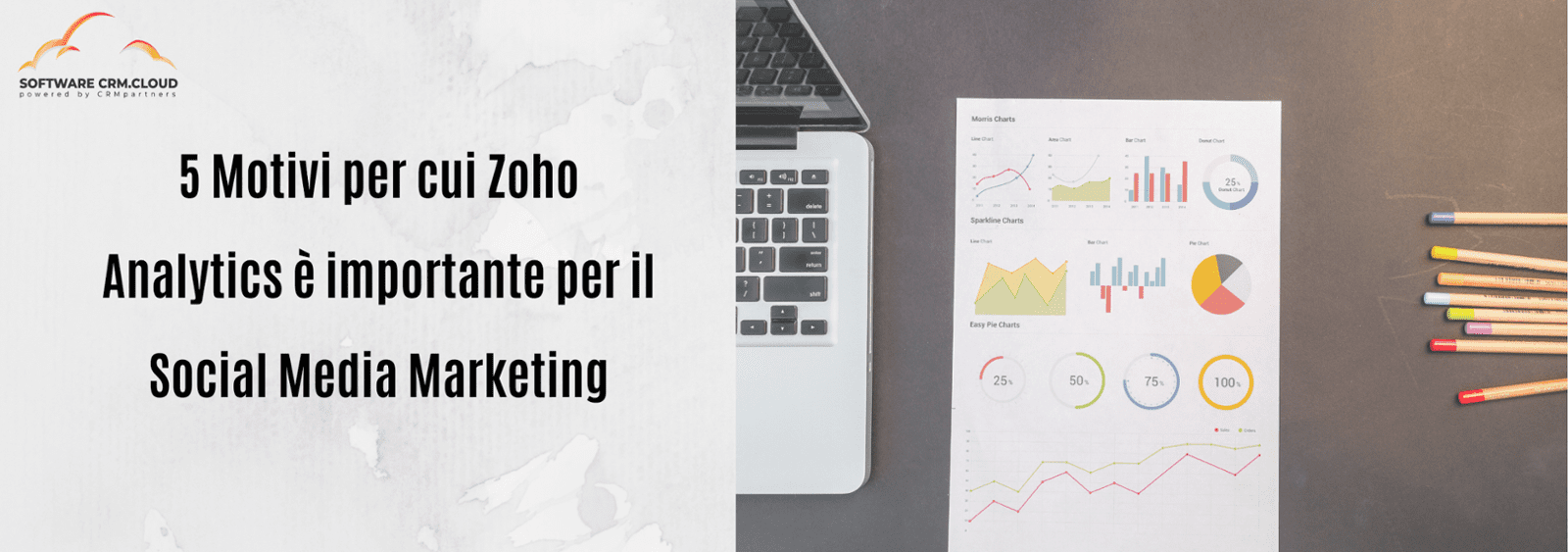 Social Media Marketing: 5 Motivi per cui Zoho Analytics è importante